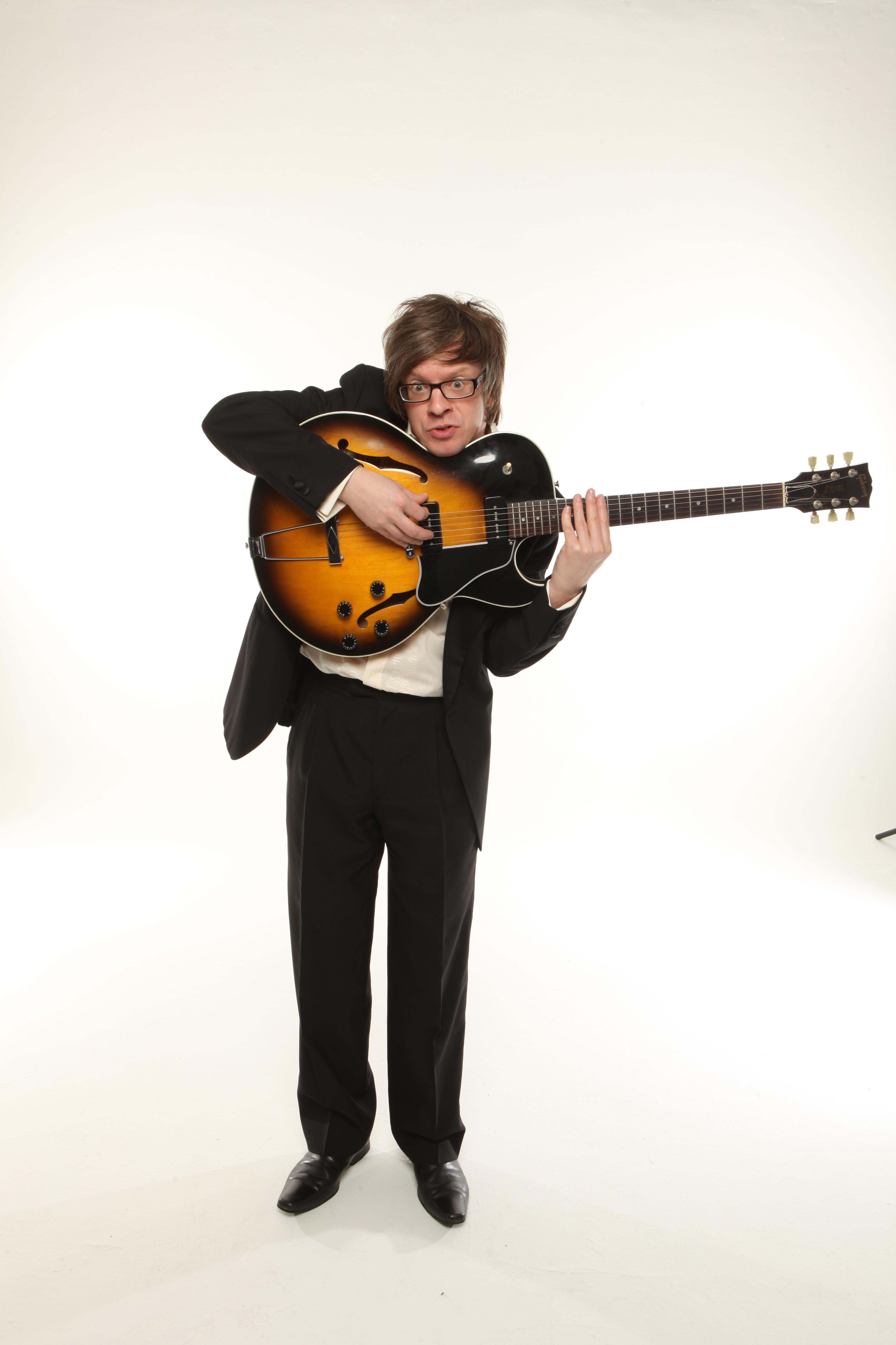 Matt Guitar 1