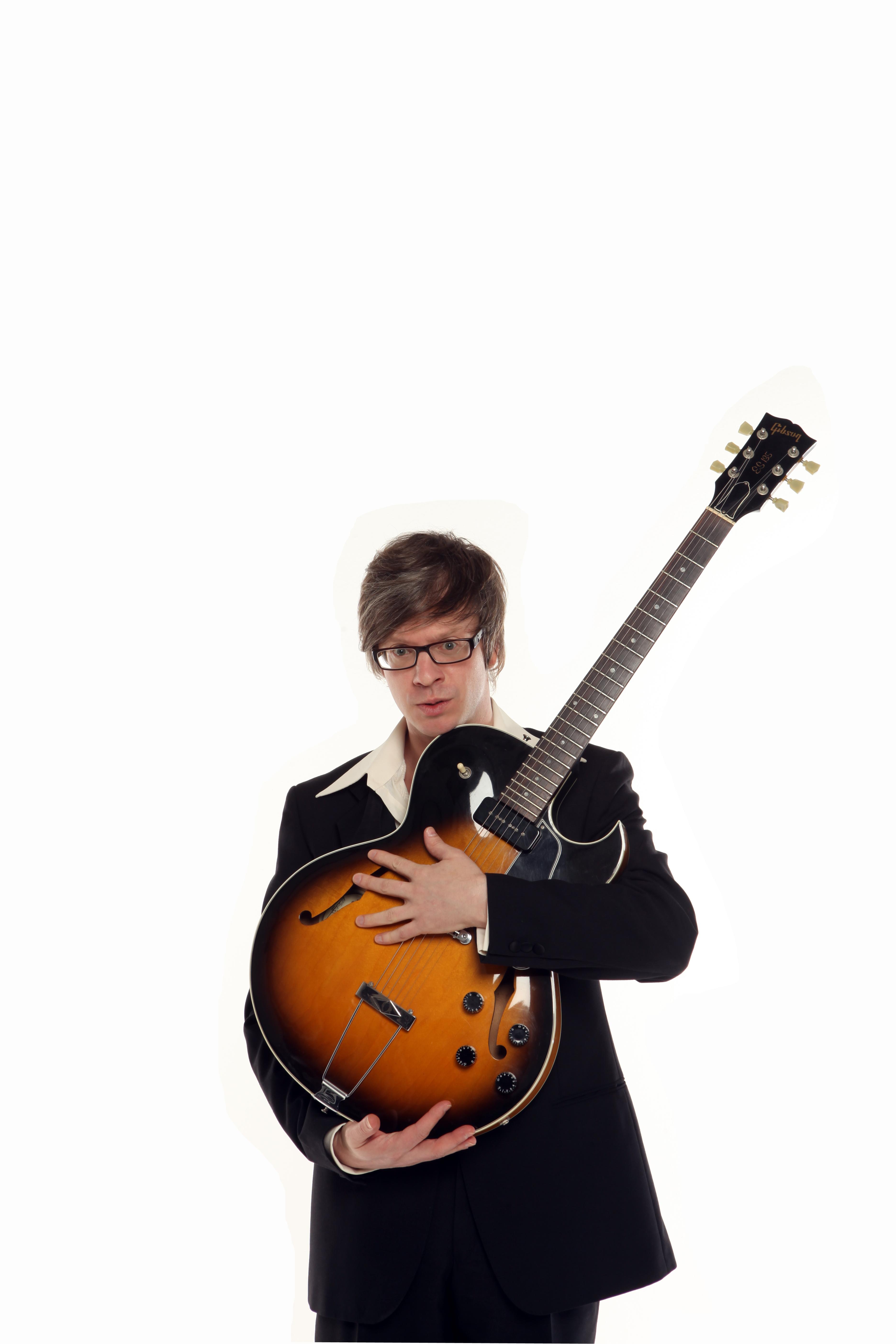 Matt Guitar 2